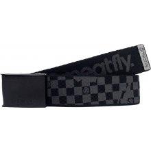 Meatfly Pásek Eclipse 17 Belt B - Black