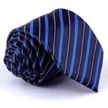 Greg Modrá pánská kravata 94247