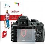 Ochranná fólie Vikuiti 3M na Nikon D3100, 3ks