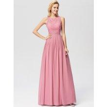 Ever Pretty dámské elegantní plesové šaty 7391 růžová db91b552eb
