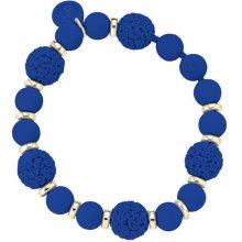 OPS! náramek Boule Chic OPSBR-263 modrý