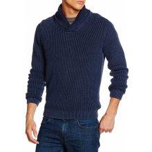 Tommy Hilfiger pánský modrý svetr Baxter