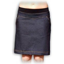 Jožánek riflová těhotenská sukně jeans džínová od 450 Kč - Heureka.cz fbf71453ee