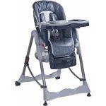 Caretero Magnus Classic grey jídelní židlička