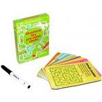 Obrázkové hry pro volné chvíle Krabička + fix + 50 karet