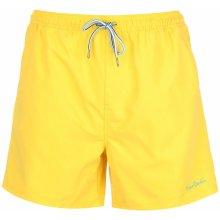 Pierre Cardin koupací kraťasy Swim Yellow