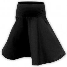Jožánek těhotenská kolová sukně černá