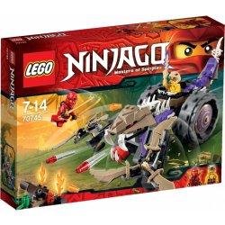 Lego Ninjago 70746 Útok Condraiovy helikoptéry Heureka.cz