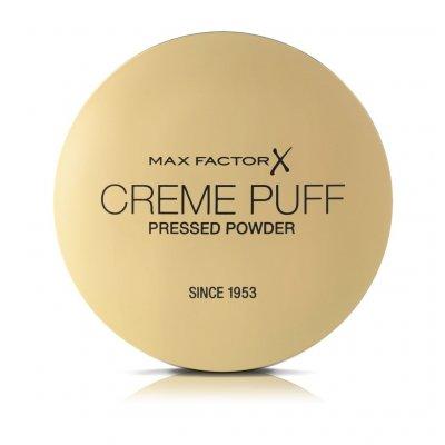 Max Factor Creme Puff Pressed Powder pudr 5 Translucent 21 g