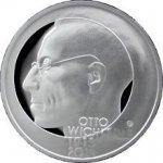 Česká mincovna Proof Stříbrná mince 200 Kč 2013 Otto Wichterle