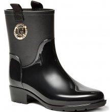 Guess boty Kaye Rain Boots černé