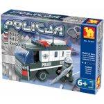 Dromader 23404 policejní dodávka 127 dílků