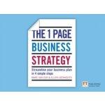 One Page Business Strategy - Eck Marc Van, Leenhouts Ellen