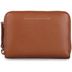 Tommy Hilfiger Menší dámská kožená peněženka AWOAWO4355 hnědá ... 25e4185128