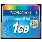 Transcend 1GB CF 80X TS1GCF80