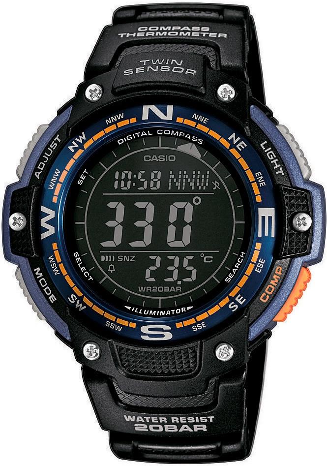 3b015310960 Casio SGW-100-1 od 1 980 Kč - Heureka.cz