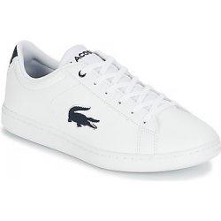 Dětská bota Lacoste CARNABY EVO 318 1 Bílá c82aeab4a9