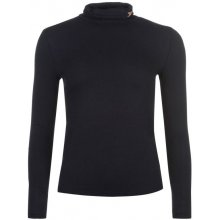Slazenger Roll Neck Top Mens Charcoal