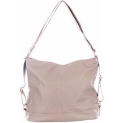 Fashion Icon dámská kabelka Ala backpack velká přes rameno i crossbody  VK0191-44 868610216cd