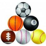 Longridge Sports Balls 6PK