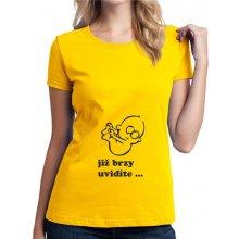 Fashion Manufacturer dámské těhotenské tričko