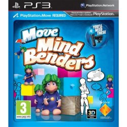 Hra a film PlayStation 3 Move Mind Benders