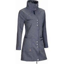 Woox Blue Zone Ladies Parka Coat dámský softshell kabát