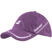 Babolat Cap IV 2014 fialová prodyšná čepice na tenis junior aa2df204de