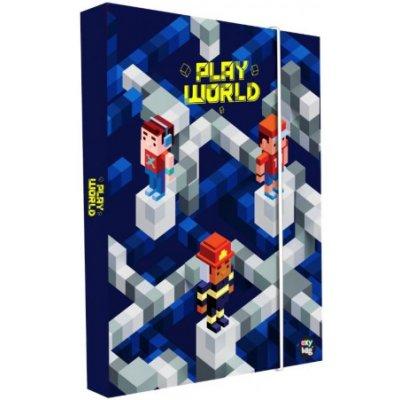Karton P+P A4 Playworld 8-75321