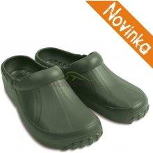 71c68b542de DEMAR Pánské pantofle NEW EVA CLOG 4842 zelené
