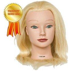 Cvičná hlava Sophia k prodlužování vlasů 60db99a398e