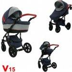 Babysportive Vallero 2018 + autosedačka V15