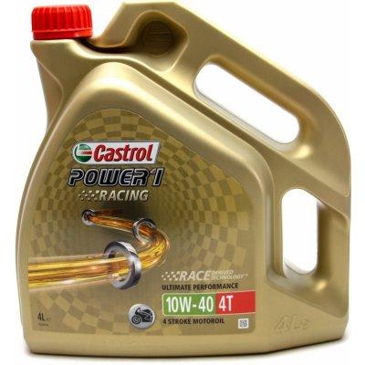 Castrol Power 1 Racing 4T 10W-40 4 l