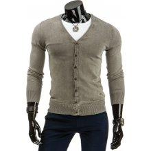 DSTREET Pánský béžový svetr (wx0631)