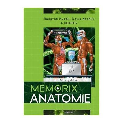 Memorix anatomie - kol., Radovan Hudák, David Kachlík