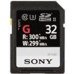 Sony SDHC 32GB UHS-II U1 SF32G