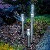 Solární světla esotec - Trio Sticks Esotec