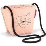 Reisenthel taška Cats and Dog losová/růžová IV3064