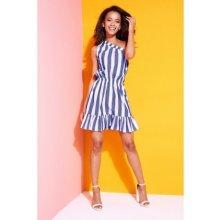 3f2b0ef4224c Mosquito dámské letní šaty s pruhy 6848948 modrobílá