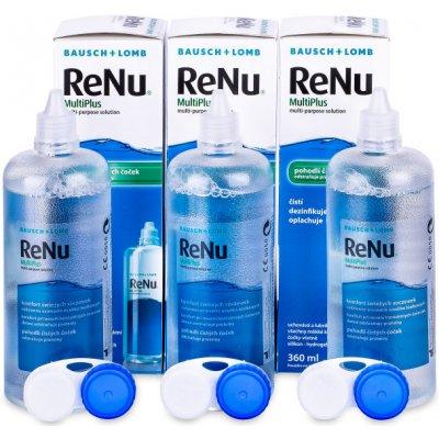 Bausch & Lomb ReNu MultiPlus 3 x 360 ml