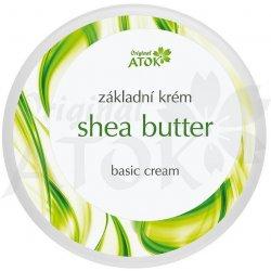 Atok Základní krém Shea Butter 250 ml