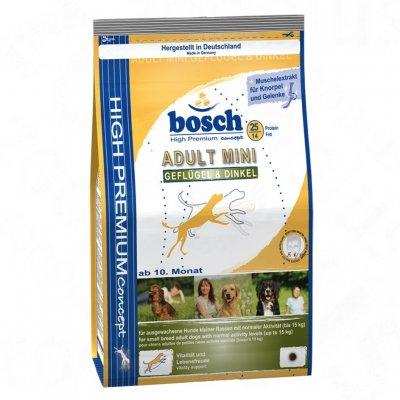 Bosch Adult Mini drůbeží & Špalda 3 kg