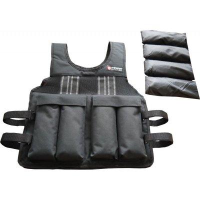 POWER SYSTEM Zátěžová vesta Weighted vest 10 kg