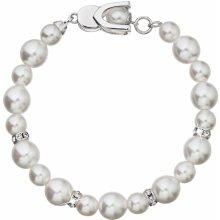 Evolution Group perlový náramek bílý 33095.1