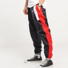 Nike M NSW Re-Issue Pant Woven černé / červené / bílé