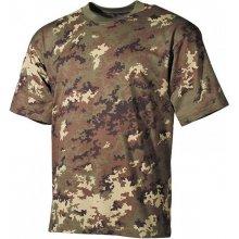 MFH maskáčové tričko vzor vegetato