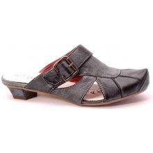 C.G. nazouvací sandálky sandálky na malém pevném podpatku