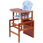 Drewex Antos 2012 Teak jídelní židlička