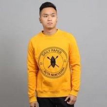 Daily Paper Yellow Sailor Sweater žlutá