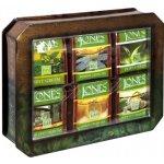 Jones Tea Variace zelených čajů v dárkové kazetě 60 sáčků
